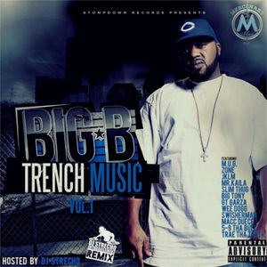 Big_B_of_SDS_Trench_Music_Vol_1-front